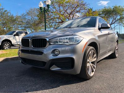 2016 BMW X6 xDrive35i SAC