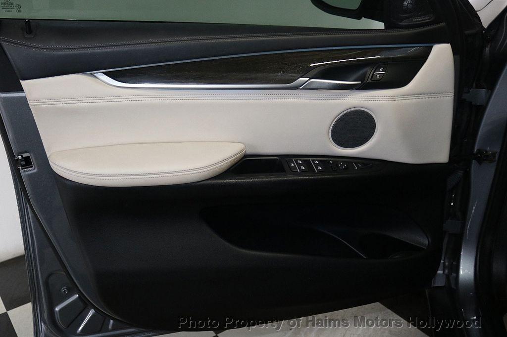 2016 BMW X6 xDrive50i - 18703935 - 11