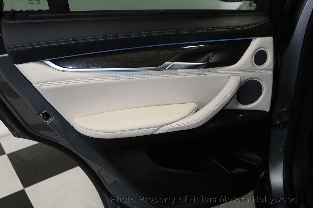 2016 BMW X6 xDrive50i - 18703935 - 12