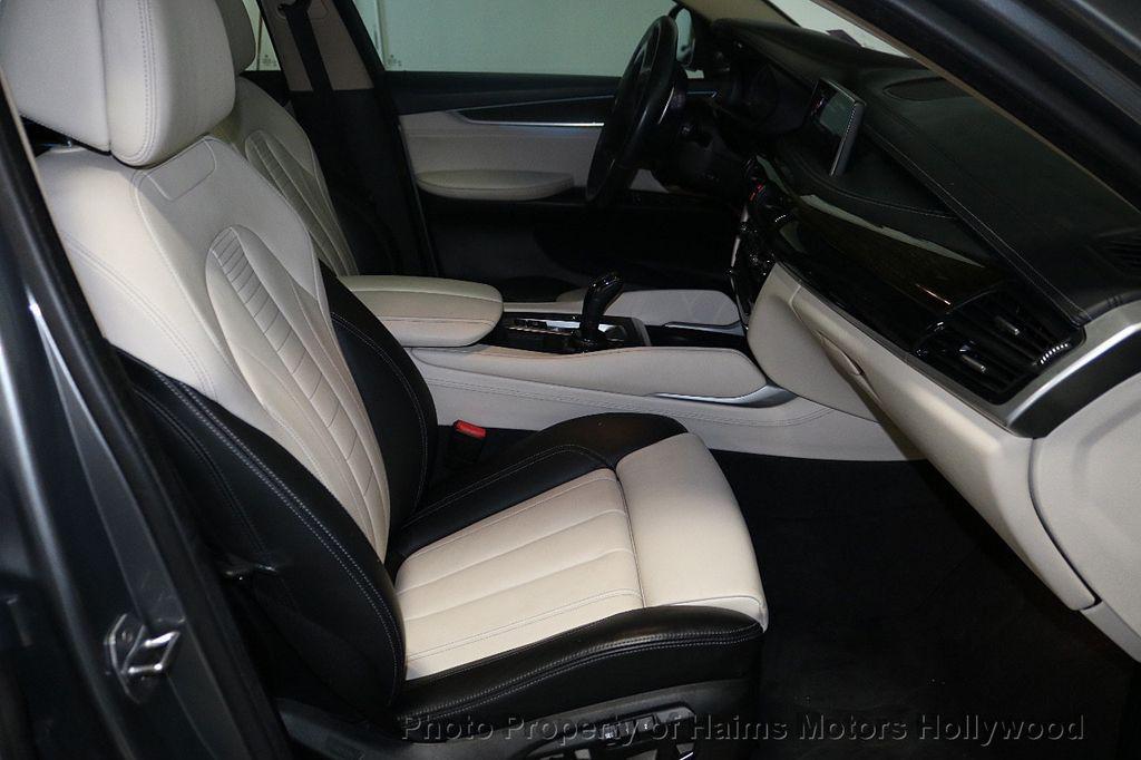 2016 BMW X6 xDrive50i - 18703935 - 15
