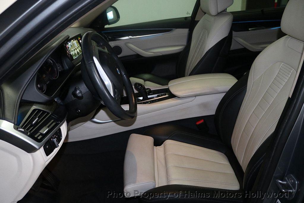 2016 BMW X6 xDrive50i - 18703935 - 18