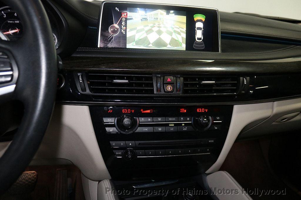2016 BMW X6 xDrive50i - 18703935 - 23
