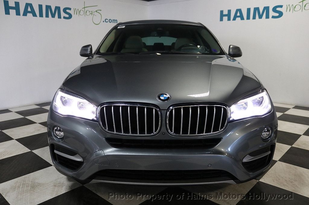 2016 BMW X6 xDrive50i - 18703935 - 2