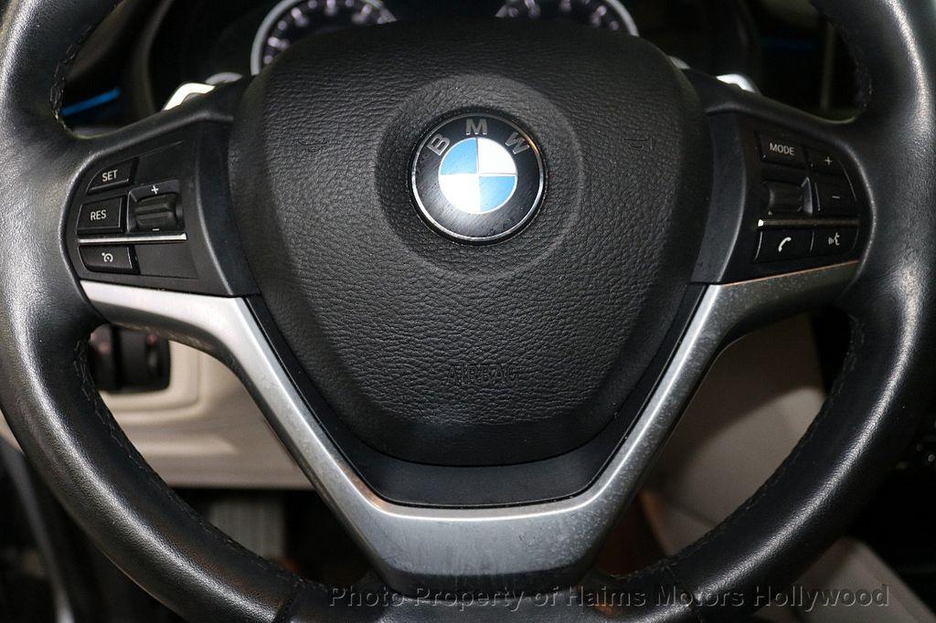 2016 BMW X6 xDrive50i - 18703935 - 31