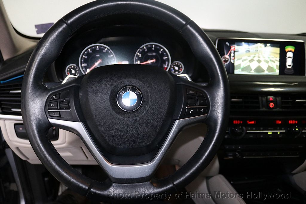 2016 BMW X6 xDrive50i - 18703935 - 32