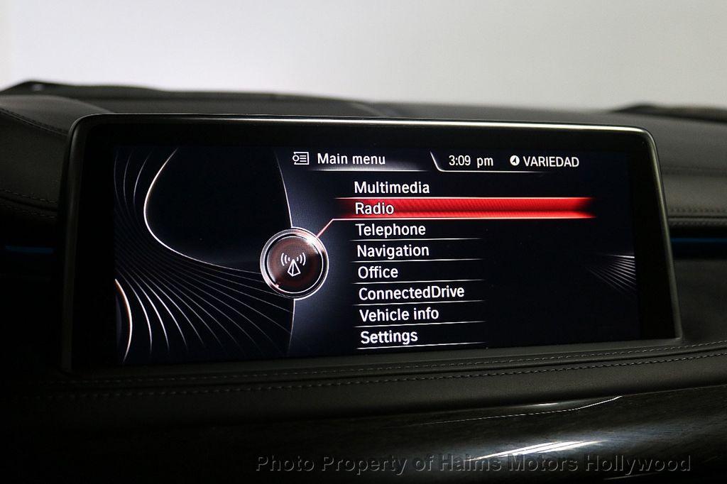 2016 BMW X6 xDrive50i - 18703935 - 35