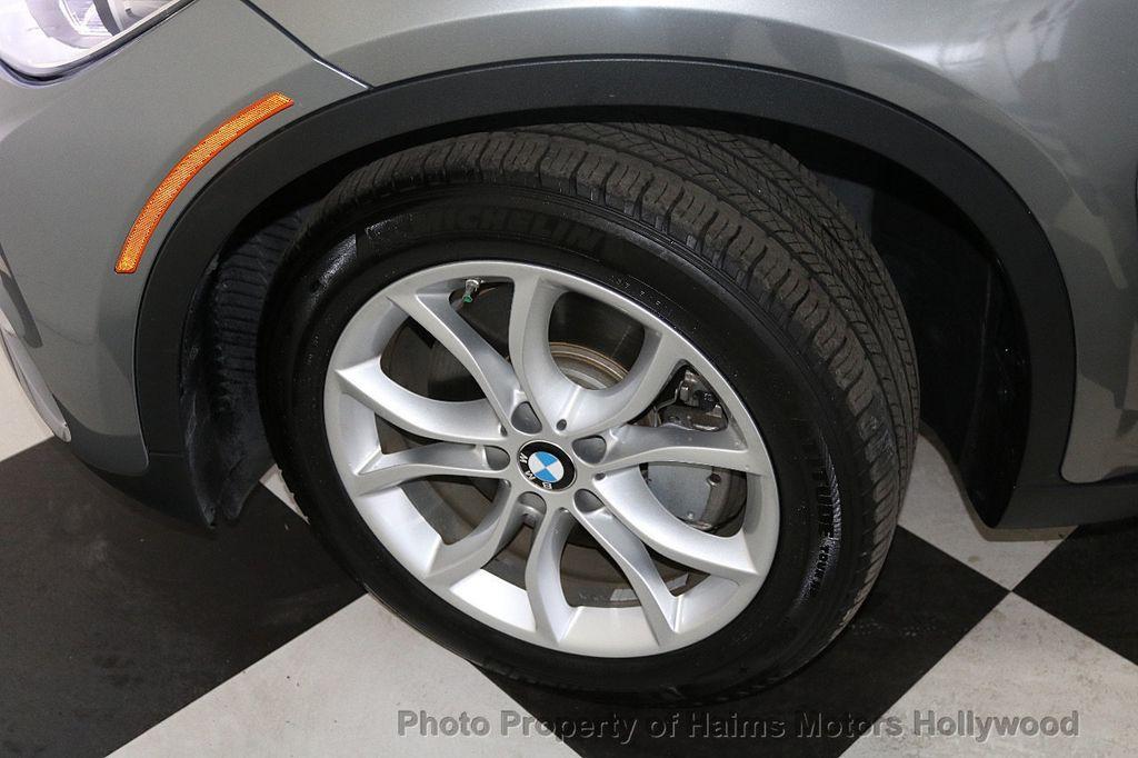 2016 BMW X6 xDrive50i - 18703935 - 39