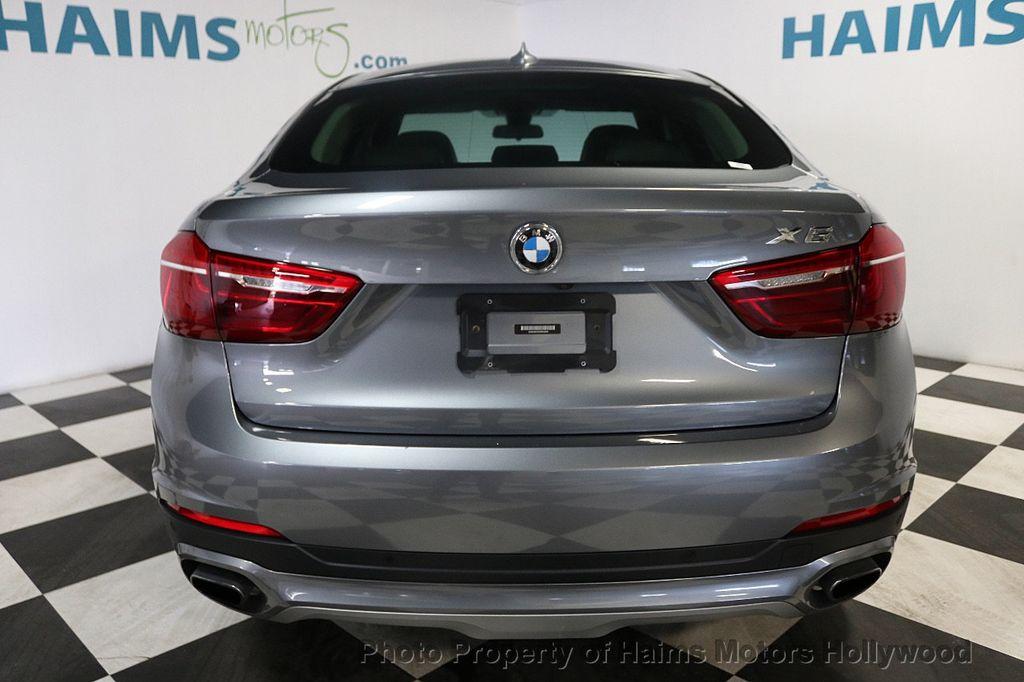 2016 BMW X6 xDrive50i - 18703935 - 5