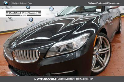 Used BMW Z4 at United BMW Serving Atlanta Alpharetta Marietta GA