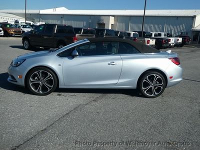 2016 Buick Cascada 2dr Convertible Premium - Click to see full-size photo viewer