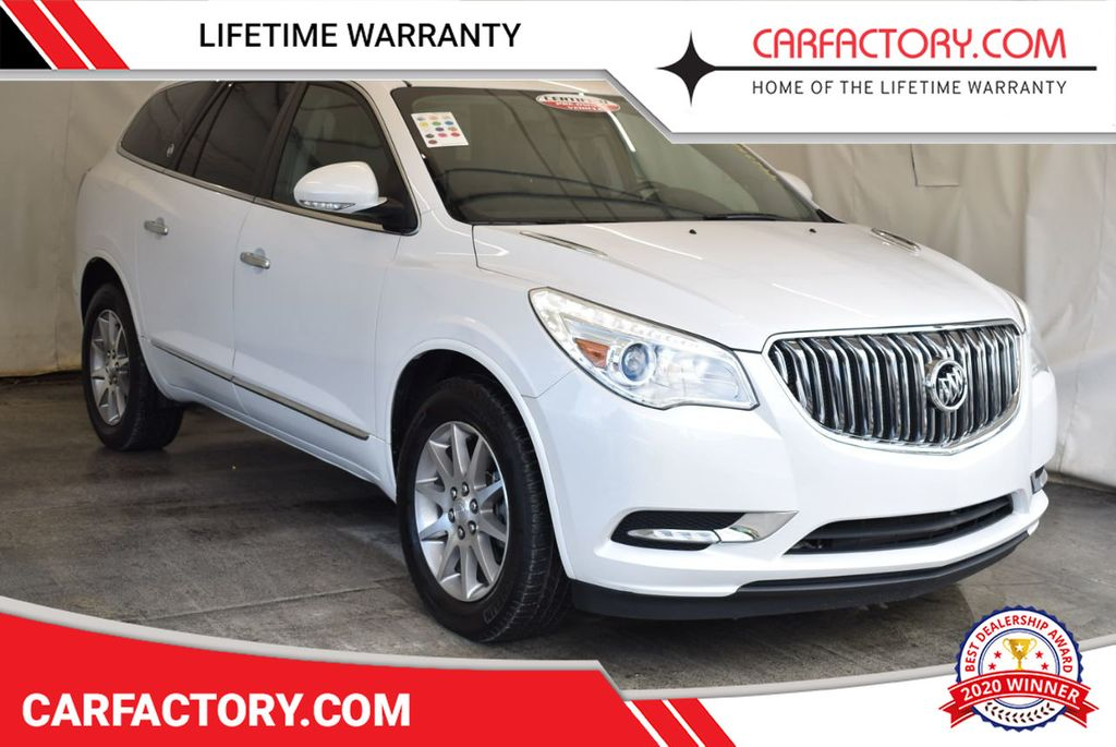 2016 Buick Enclave FWD 4dr Leather - 18122098 - 0