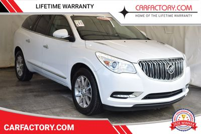 2016 Buick Enclave FWD 4dr Leather SUV