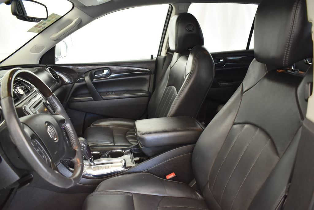 2016 Buick Enclave FWD 4dr Leather - 18122098 - 12
