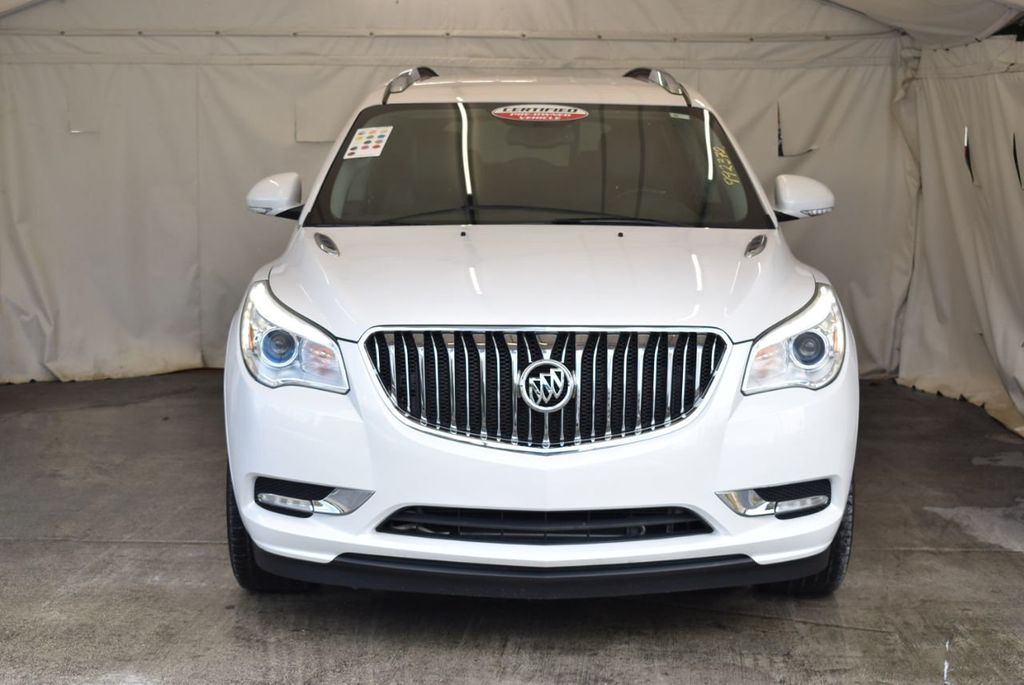 2016 Buick Enclave FWD 4dr Leather - 18122098 - 2