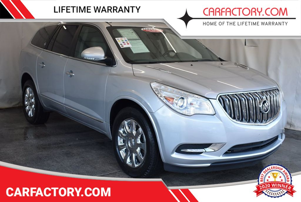 2016 Buick Enclave FWD 4dr Leather - 18178059 - 0