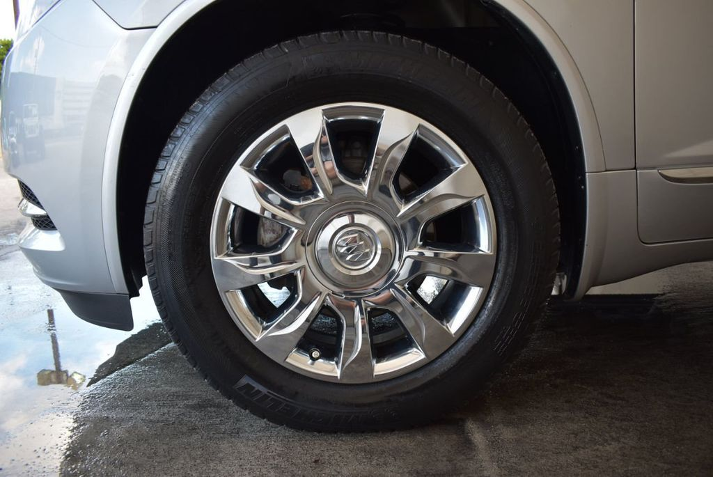 2016 Buick Enclave FWD 4dr Leather - 18178059 - 11