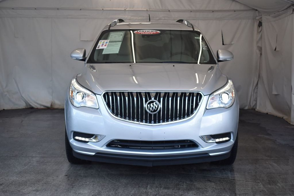 2016 Buick Enclave FWD 4dr Leather - 18178059 - 3