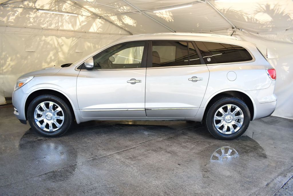 2016 Buick Enclave FWD 4dr Leather - 18178059 - 4