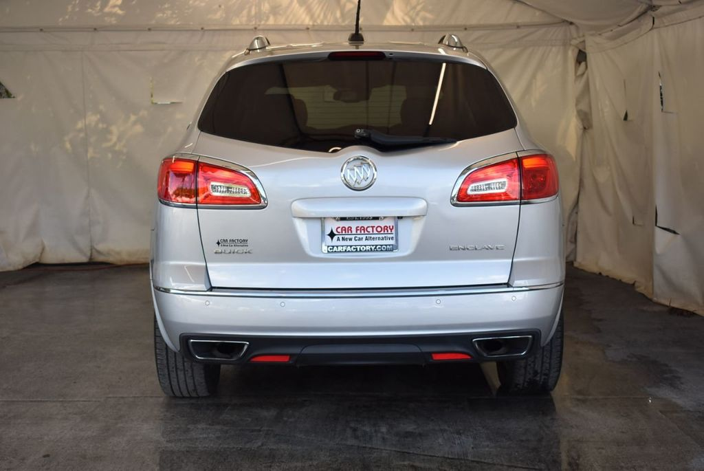 2016 Buick Enclave FWD 4dr Leather - 18178059 - 7