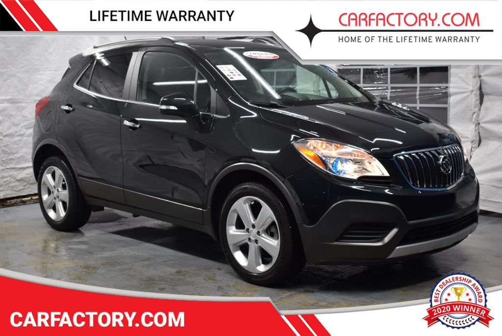 2016 Buick Encore FWD 4dr - 18359538 - 0