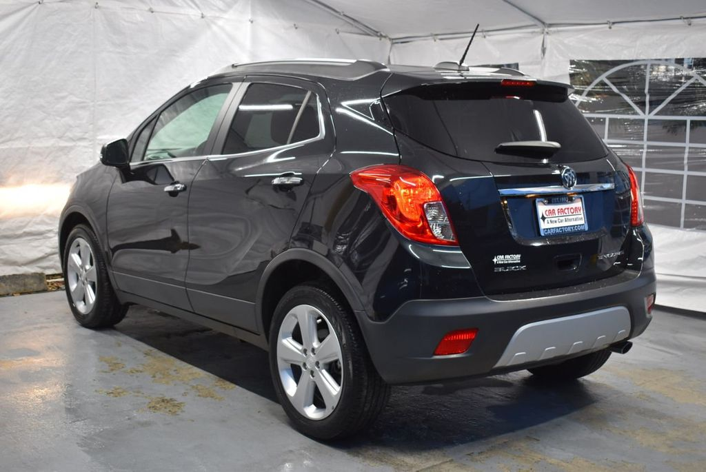 2016 Buick Encore FWD 4dr - 18359538 - 5