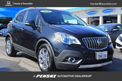 2016 Buick Encore FWD 4dr Leather SUV