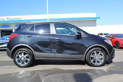 2016 Buick Encore FWD 4dr Leather SUV - Click to see full-size photo viewer