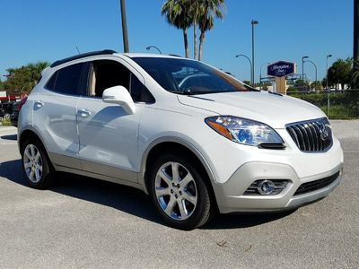 2016 Buick Encore FWD 4dr Premium - Click to see full-size photo viewer
