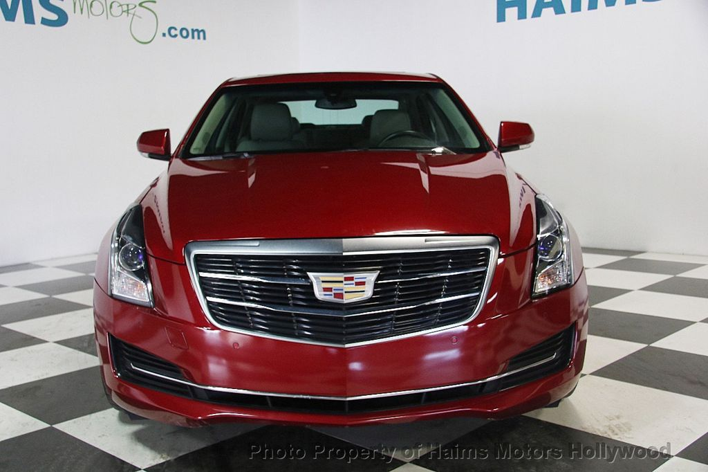 2016 Cadillac ATS Sedan 4dr Sedan 2.0L Luxury Collection RWD - 17375736 - 2
