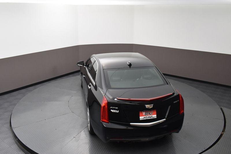 2016 Used Cadillac ATS Sedan 4dr Sedan 2 0L Luxury Collection RWD at Benji  Auto Sales Serving West Park, FL, IID 19153117