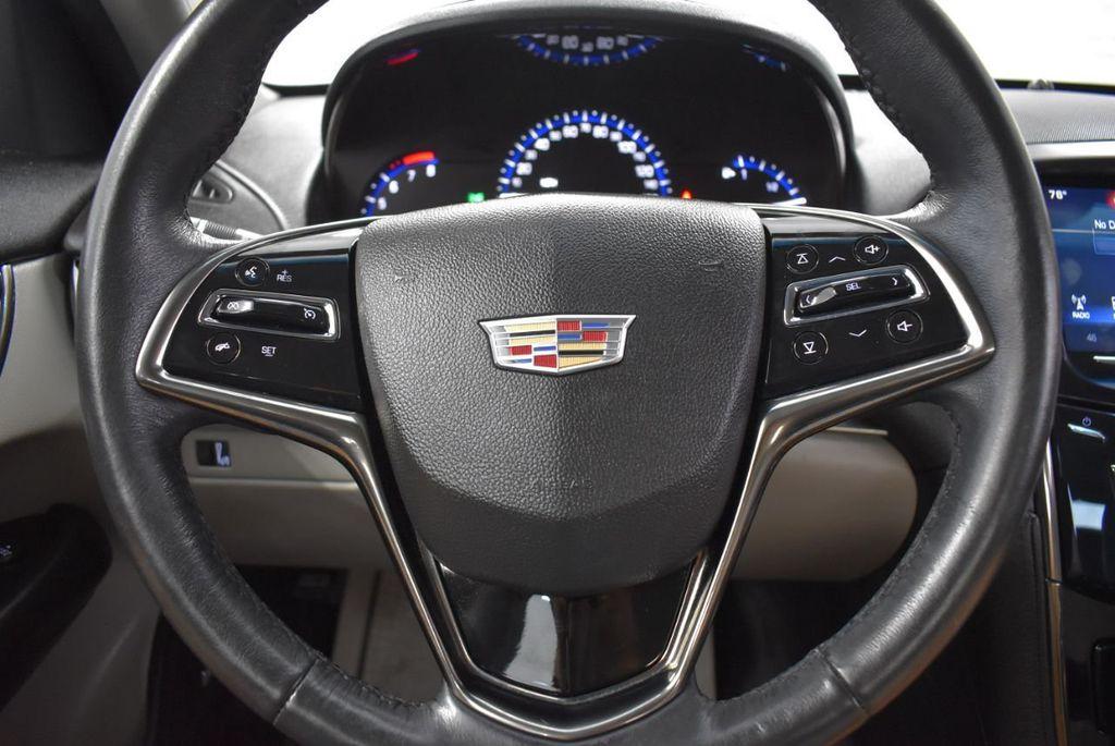 2016 Cadillac ATS Sedan 4dr Sedan 2.5L Standard RWD - 18365119 - 17