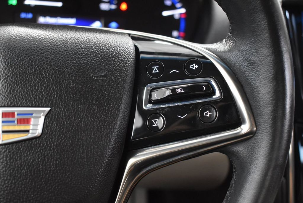 2016 Cadillac ATS Sedan 4dr Sedan 2.5L Standard RWD - 18365119 - 18