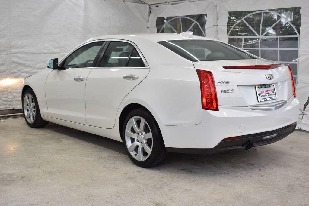 2016 Cadillac ATS Sedan 4dr Sedan 2.5L Standard RWD - 18365119 - 5