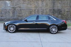 2016 Cadillac CT6 Sedan - 1G6KC5RX9GU166911