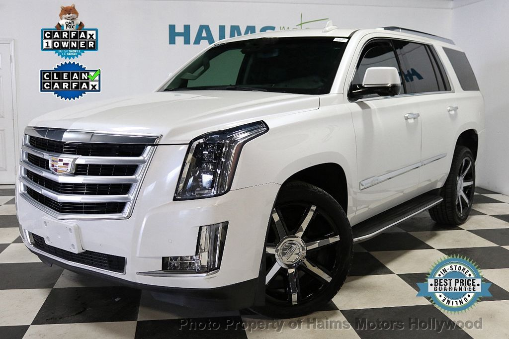 2016 Cadillac Escalade 2WD 4dr Luxury Collection - 18066530 - 0