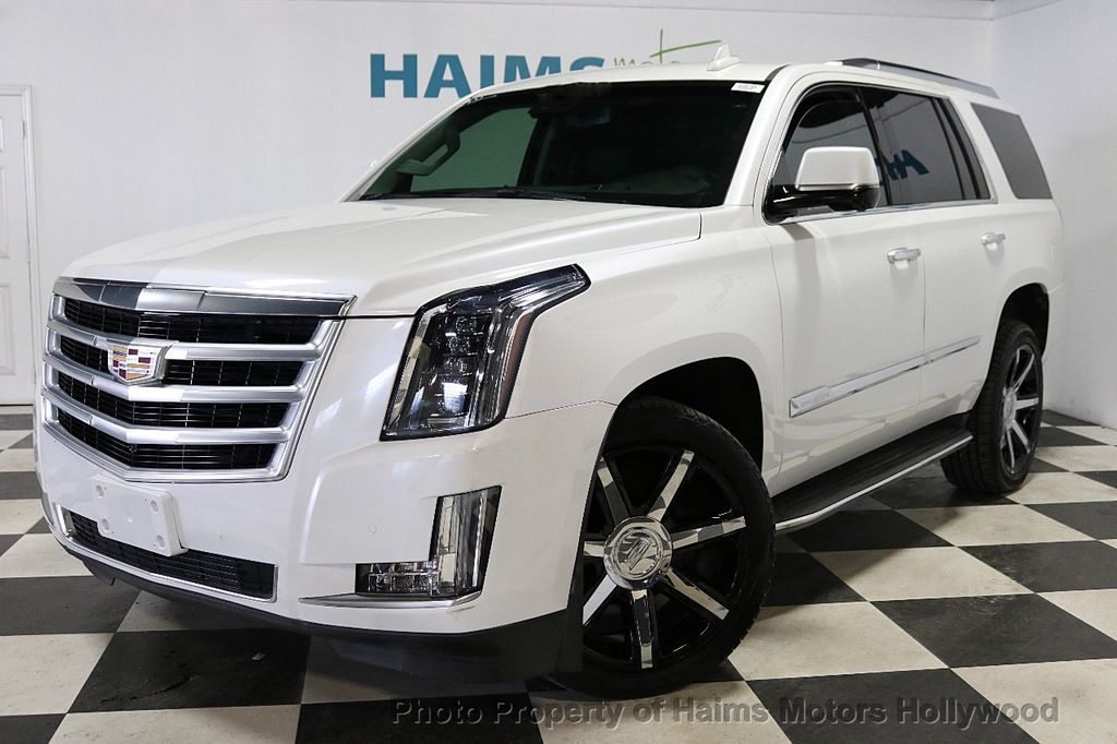 2016 Cadillac Escalade 2WD 4dr Luxury Collection - 18066530 - 1