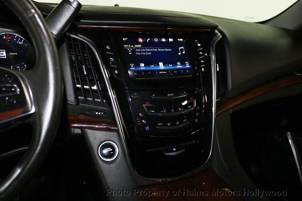 2016 Cadillac Escalade 2WD 4dr Luxury Collection - 18066530 - 23