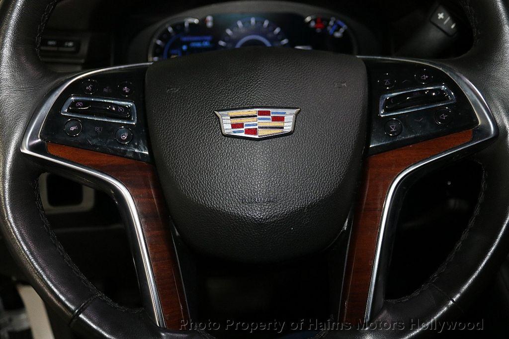 2016 Cadillac Escalade 2WD 4dr Luxury Collection - 18066530 - 31