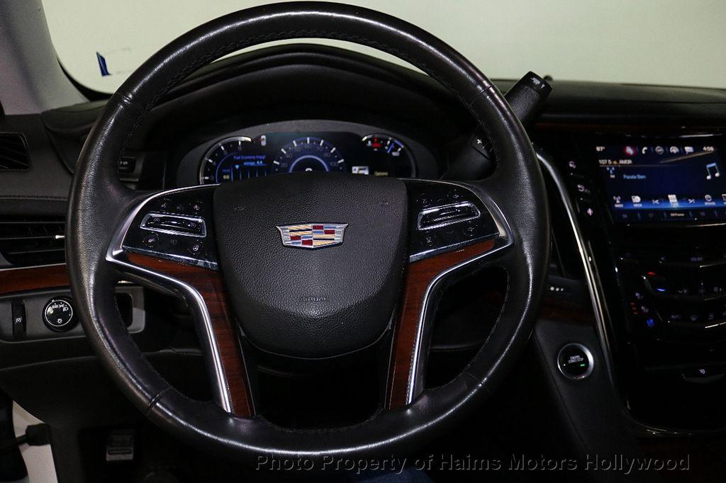 2016 Cadillac Escalade 2WD 4dr Luxury Collection - 18066530 - 32