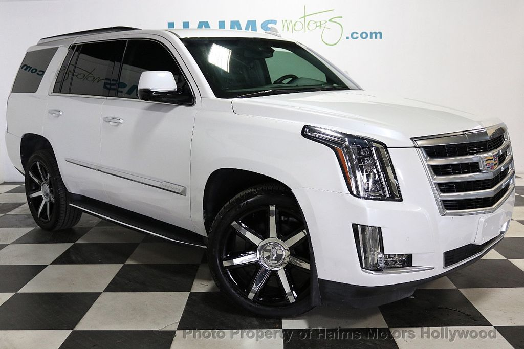 2016 Cadillac Escalade 2WD 4dr Luxury Collection - 18066530 - 3
