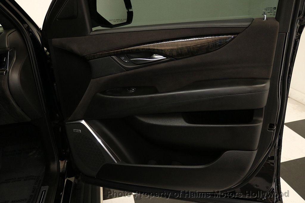 2016 Cadillac Escalade 2WD 4dr Platinum - 18528224 - 13
