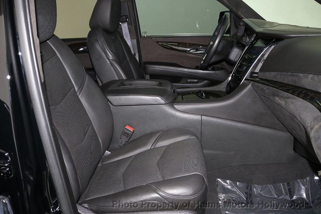 2016 Cadillac Escalade 2WD 4dr Platinum - 18528224 - 14