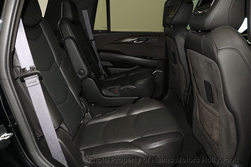 2016 Cadillac Escalade 2WD 4dr Platinum - 18528224 - 15