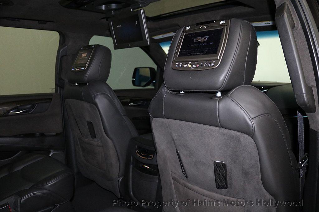 2016 Cadillac Escalade 2WD 4dr Platinum - 18528224 - 16