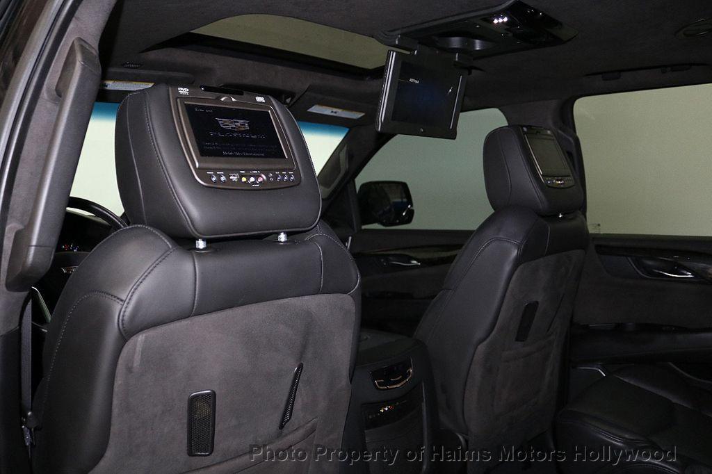 2016 Cadillac Escalade 2WD 4dr Platinum - 18528224 - 20