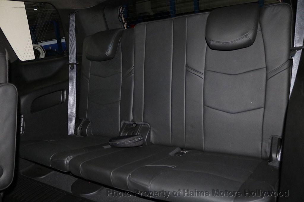 2016 Cadillac Escalade 2WD 4dr Platinum - 18528224 - 21
