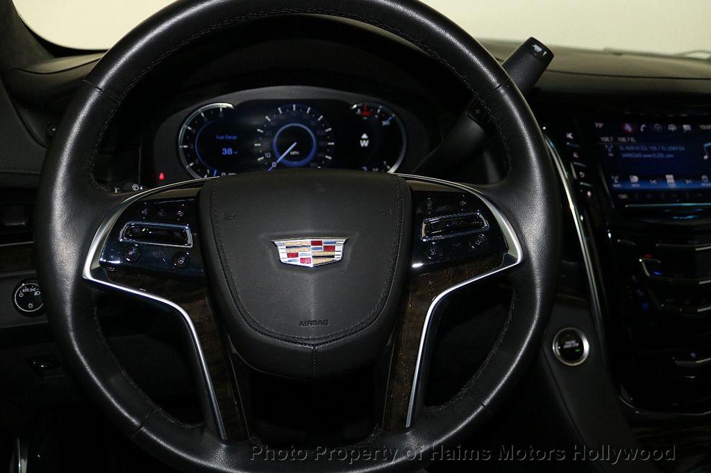 2016 Cadillac Escalade 2WD 4dr Platinum - 18528224 - 34