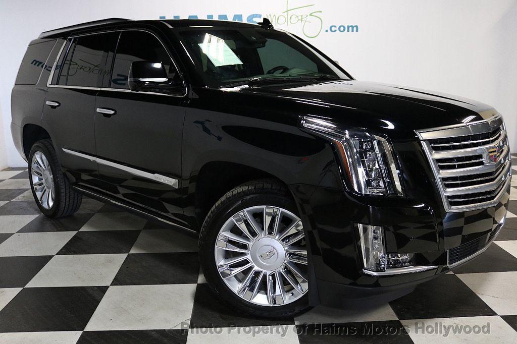 2016 Cadillac Escalade 2WD 4dr Platinum - 18528224 - 3