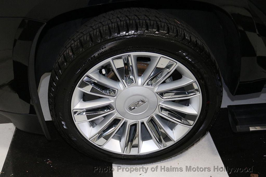 2016 Cadillac Escalade 2WD 4dr Platinum - 18528224 - 39