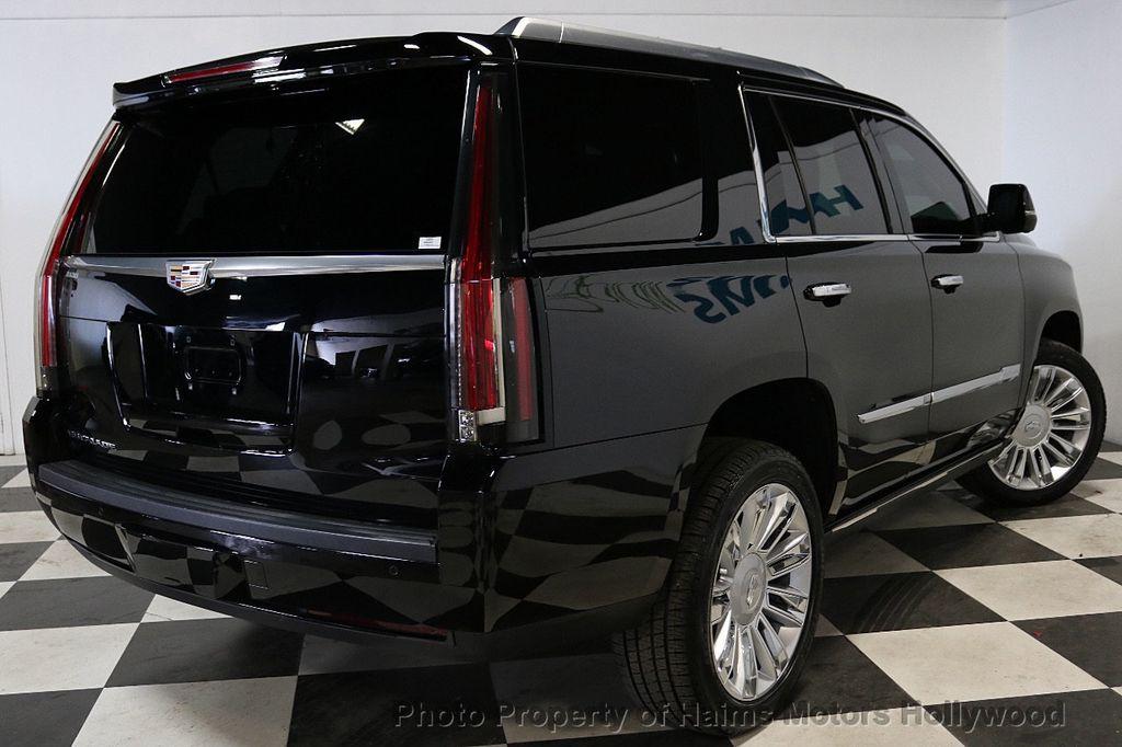 2016 Cadillac Escalade 2WD 4dr Platinum - 18528224 - 6